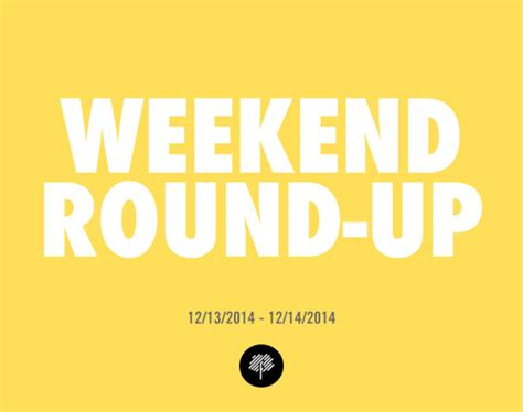 Weekend Roundup 2 by Freshness Weekend Roundup 12 13 12 14 Freshness Mag