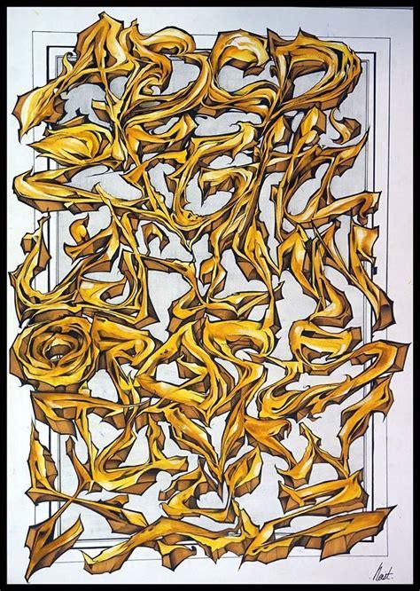 graffiti alphabet  wildstyle graffiti alphabet letter