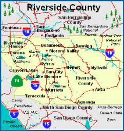 riverside map map travel vacations
