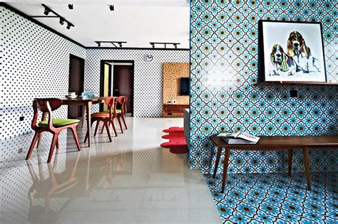tips  eye catching feature walls home decor singapore