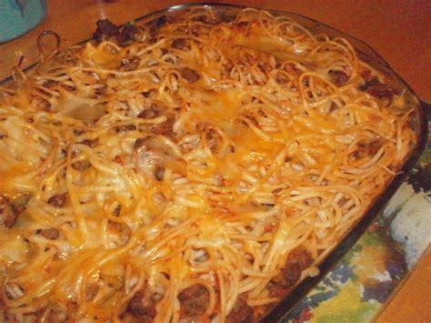 idées de plats à cuisiner recette gratin de spaghettis au boeuf hach 233 recettes maroc
