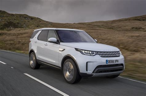 discovery land rover 2017 white land rover discovery 3 0 td6 hse luxury 2017 review autocar