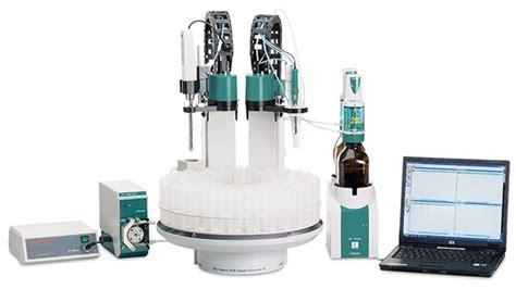 Dispenser Polytron New automated sle preparation liquid handling