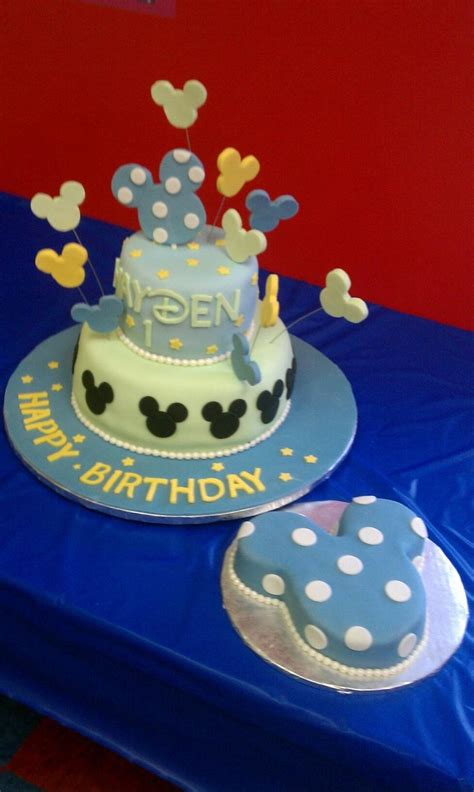 pin pag mickey mouse kleurplaten genuardis portal cake on pin baby mickey cake toppers ebay genuardis portal on