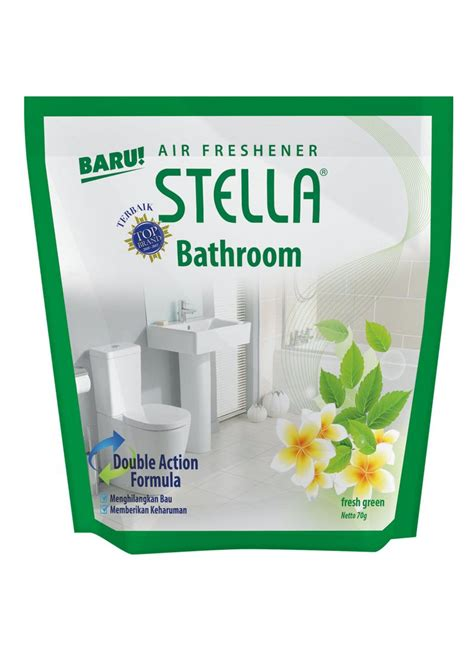 Stella Daily Freshener Purple 7ml stella air freshener bathroom fresh green pck 70g