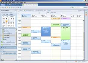 Lotus Notes To Calendar What S New In Ibm Lotus Notes And Domino V8