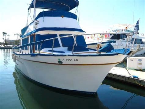 used power boats trawler pt boats for sale boats - Pt Boat Power