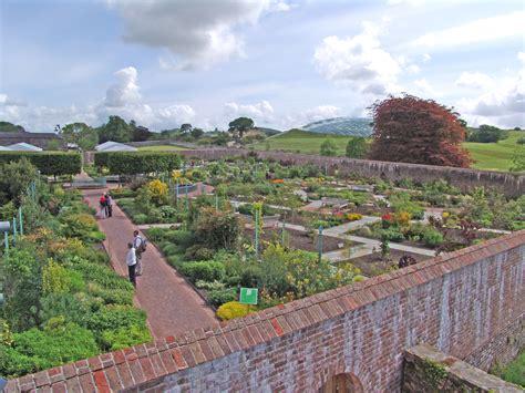 Wales Botanic Gardens Walled Garden National Botanic Garden Of Wales