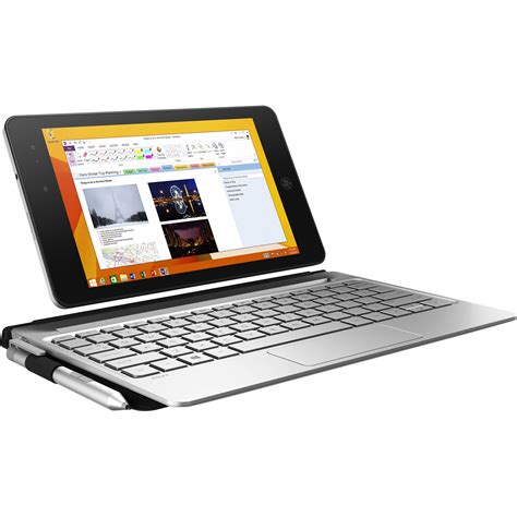 Hp Zu Note 2 hp 8 quot envy 8 note 5010 32gb 2 in 1 tablet n7t30ua aba b h