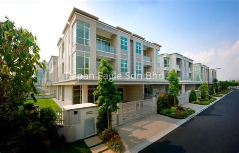 home design johor bahru new semi detached house for sale at vila seni new world