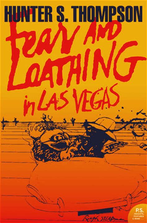 las vegas books gavin s book log fear loathing in las vegas