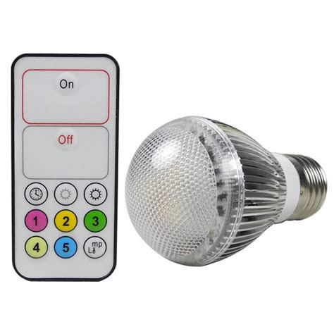 Led Smd Remote Energy Saving L mengsled mengs 174 e27 4w led dimmable light smd leds led