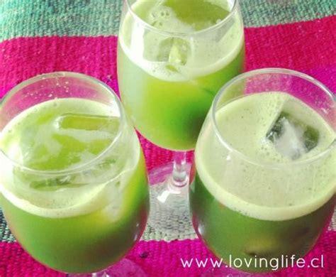 Como Hacer Un Jugo Verde Detox by C 243 Mo Hacer Un Jugo Verde En La Licuadora L Loving