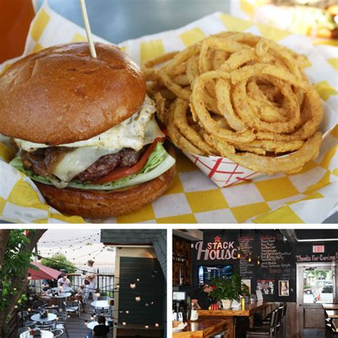 stack house dallas dallas come for the view but don t eat the food at stackhouse burgers serious eats