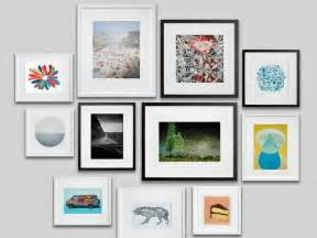 gallery wall layout how to create an art gallery wall hgtv
