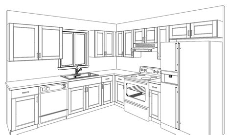Draw Kitchen Cabinets Cabinets By Trivonna Discusses Cabinet Construction And Quality Thurstontalk