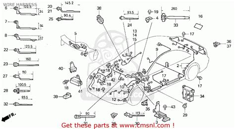 95 accord ignition wiring diagram get free image about