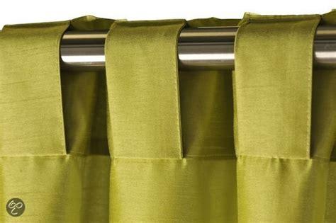 kant en klaar gordijnen groen bol kant en klaar gordijn lichtdoorlatend 140x300