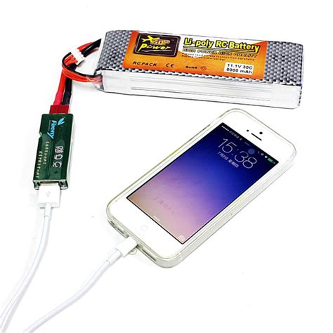 Usbcell Batteries For Cell Phones Charge Via Usb Connector by Rc Model Battery Usb Charger Adapter For Mobile Phone