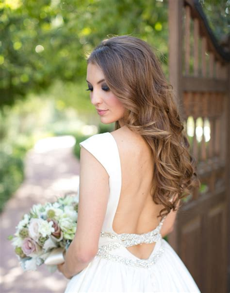 Wedding Hair Soft Curls by Soft Curls Hairstyles For Weddings Hairstyles