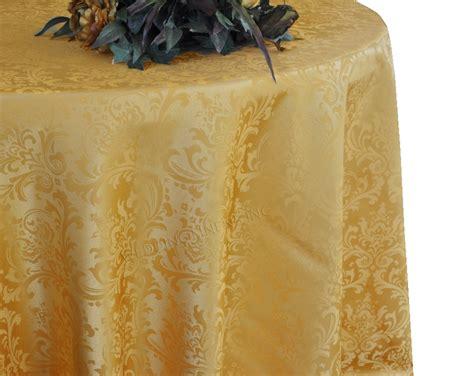 jacquard table linens gold damask tablecloths jacquard tablecloths 90