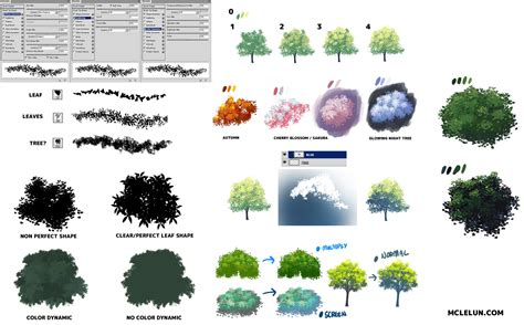 tree drawing tool anime tree by mclelun on deviantart