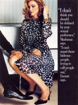 Madonna In Vanity Fair by Madonna Vanity Fair All About Madonna