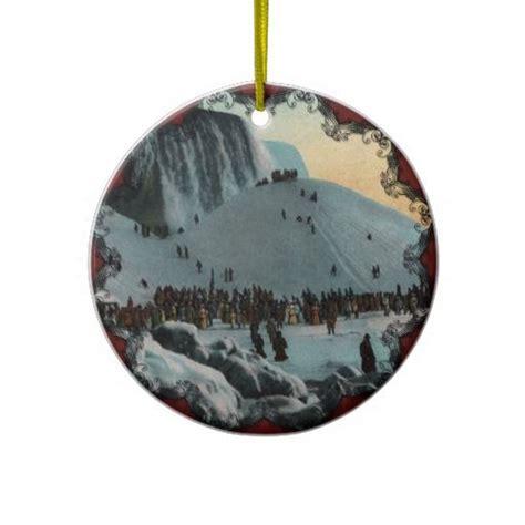 portland falls christmas ornaments 16 best niagara falls ornaments images on