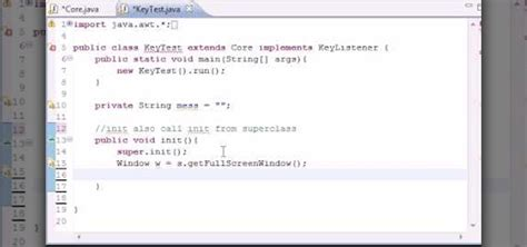 java tutorial keyboard input how to get keyboard info from users when programming in