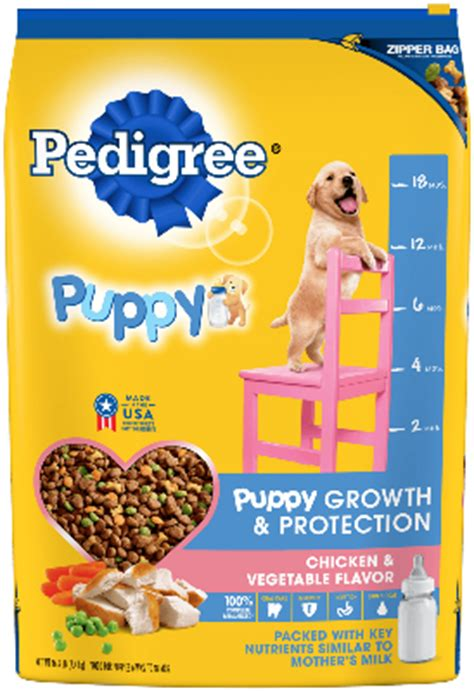 pedigree for puppies food for puppies chicken flavor puppy food pedigree 174