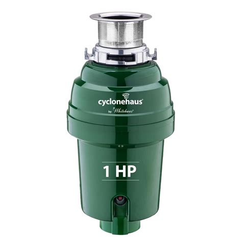 disposal home ge 1 2 hp continuous feed garbage disposal gfc530v the