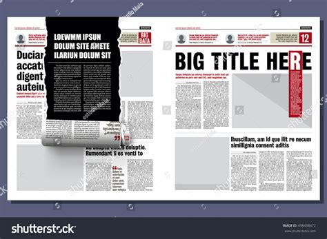 css layout newspaper newspaper layout css rolled ribbon newspaper revealing
