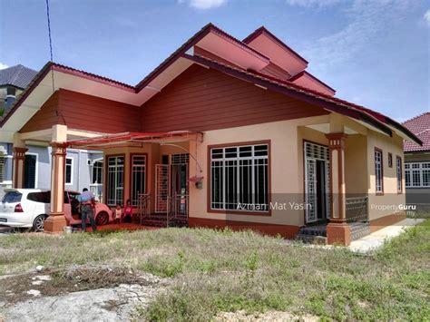 rumah banglo baru kelantan rumah banglo setingkat wakaf bharu pt 945 kg dalam kota