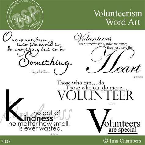 Great Volunteerism Blogs by Inspiring Quotes About Volunteerism Quotesgram