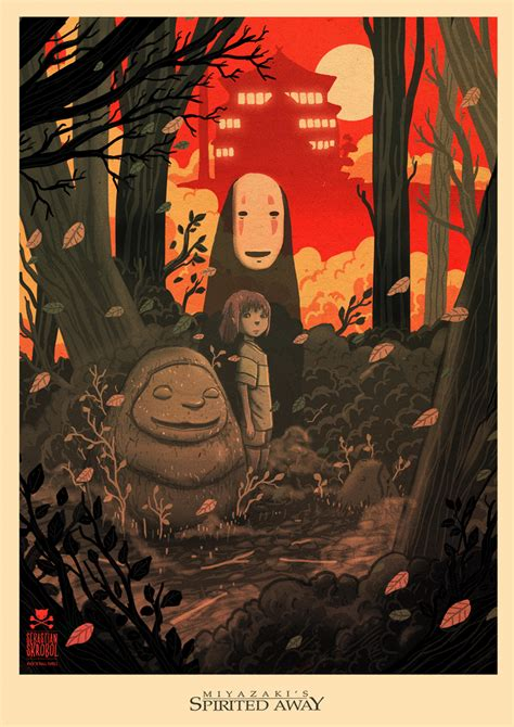 nowy film ghibli goverdose 2 0 10 30 years of studio ghibli on behance