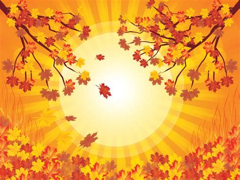 Autumn Background Hq Free Download 166 Powerpointhintergrund Autumn Powerpoint Background