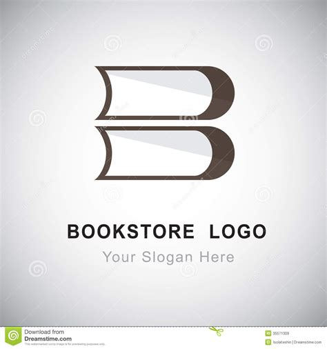 bookstore logo royalty free stock images image 35571309