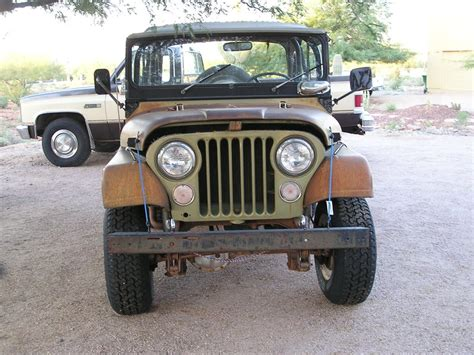 Jeeps For Sale In Arizona 1970 Jeep Sp For Sale In Apache Junction Arizona