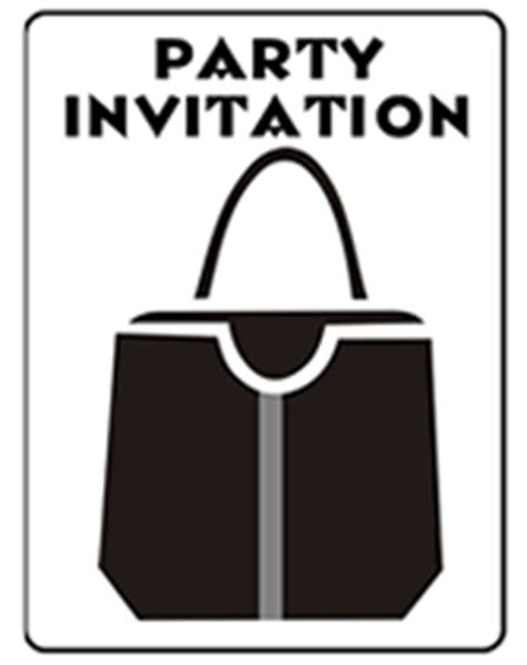 purse invitation template free purse printable invitations