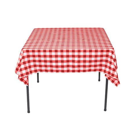 table cloth linentablecloth 54 inch square polyester tablecloth