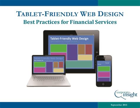 web layout best practices tablet friendly web design best practices for financial