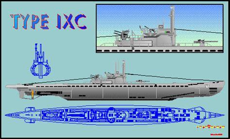 u boat range type ixc long range boats u boat types german u boats