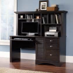 Sauder Computer Desks With Hutch Harbor View Computer Desk With Hutch 401634 Sauder