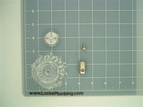 Gobo Faucet by Gobo Plastic Single Lever Handle Does Not Fit 603566 Or