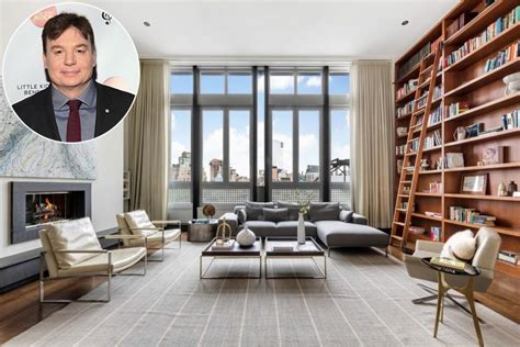 a new york apartment just sold for over 100 million breaking mike myers makes 163 4 2million profit on his incredible new