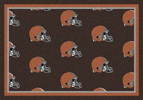 Team Rugs milliken area rugs nfl repeat rugs 09023 cleveland