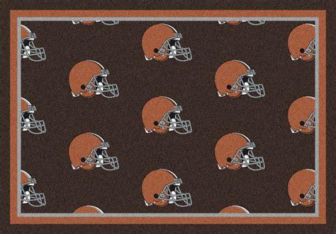 Nfl Area Rug Milliken Area Rugs Nfl Repeat Rugs 09023 Cleveland Browns Milliken Area Rugs Nfl Team Rugs