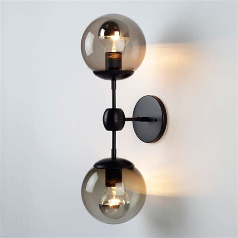 Globe Wall Sconce Modo 2 Globe Sconce Wall Lighting The Future