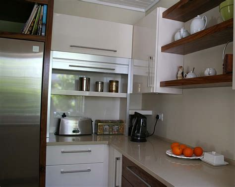 Kitchen Cabinet Roller Doors Kitchen Maack Dng Interiors Cape Town South Africa