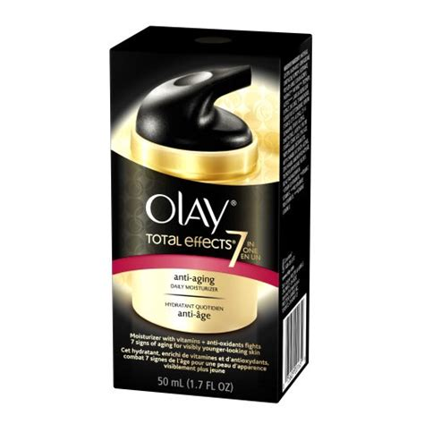 Olay Total Effects Moisturizer low price olay total effects 7 in 1 anti aging daily